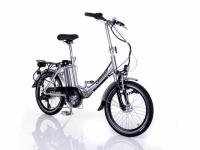 Модерни сгъваеми електрически велосипеди