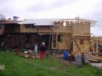 Дървени възрожденски къщи