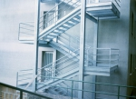 външни противопожарни стълби 14359-3172