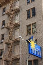 външни противопожарни стълби 14366-3172