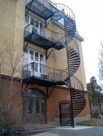 противопожарни стълби по поръчка 14405-3172