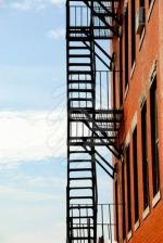противопожарна стълба по поръчка 14469-3172