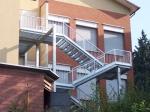 метални противопожарни стълби 14474-3172