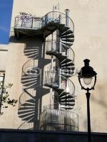 противопожарна стълба по поръчка 14476-3172