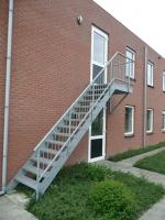 метална противопожарна стълба 14480-3172