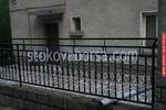 ниска ограда метална