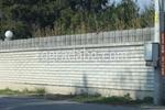 зидане огради с бетонни тухли