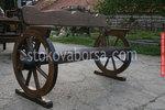 изработка на битова дървена пейка