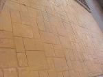 настилки от щампован бетон