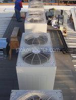Système de conditionnement d air pour un grand bâtiment