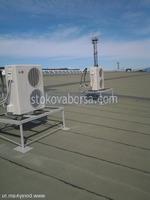 Système de conditionnement d air pour un immeuble de bureaux