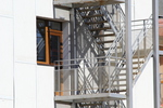проектиране и изработка на противопожарно стълбище