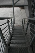 противопожарни стълбища