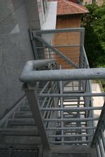 противопожарни стълбища по поръчка