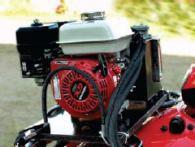 Хидравличен агрегат с ръчен стартер