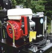 Хидравлични агрегати с ел.стартер и акумулатор