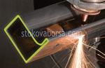 láser de corte de metal y de madera
