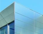 Облицовка алюминиевых композитных панелей