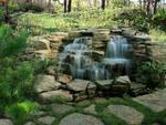 fällt aus Naturstein