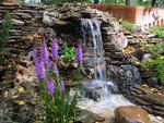 Produktion von Wasserfällen und Kaskaden