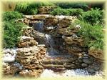 Водопад каскадный своими руками 942