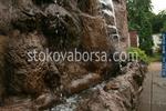 изграждане на водопади от изкуствен камък
