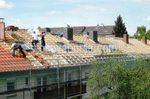 строительство новой крыши