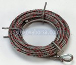 изработка на стоманени въжета