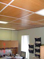 Поръчка на окачени тавани от дърво